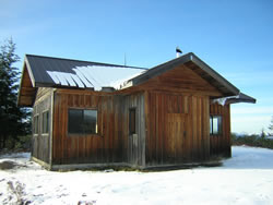 photo of Mt. View shelter