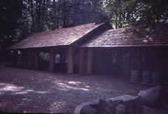 Photo of Shelter at Clark Creek Campground