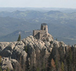Harney Peak in the Black Elk Wilderness