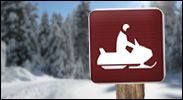 Snowmobile Grooming Report Promo Icon