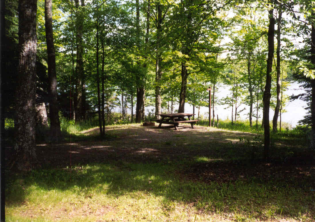 Picture of Campsite at Bobcat