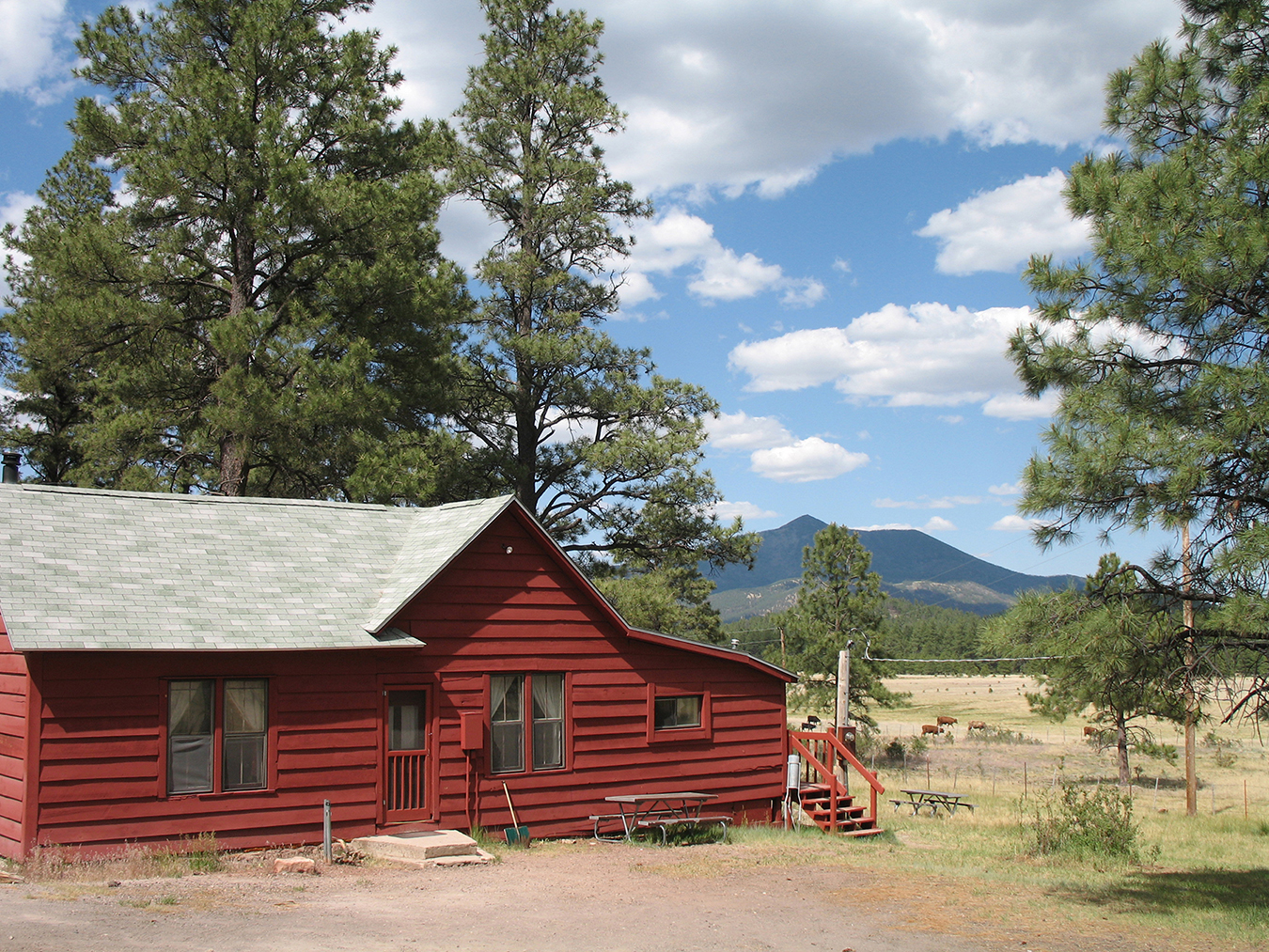 Photograph of Spring Valley Cabin