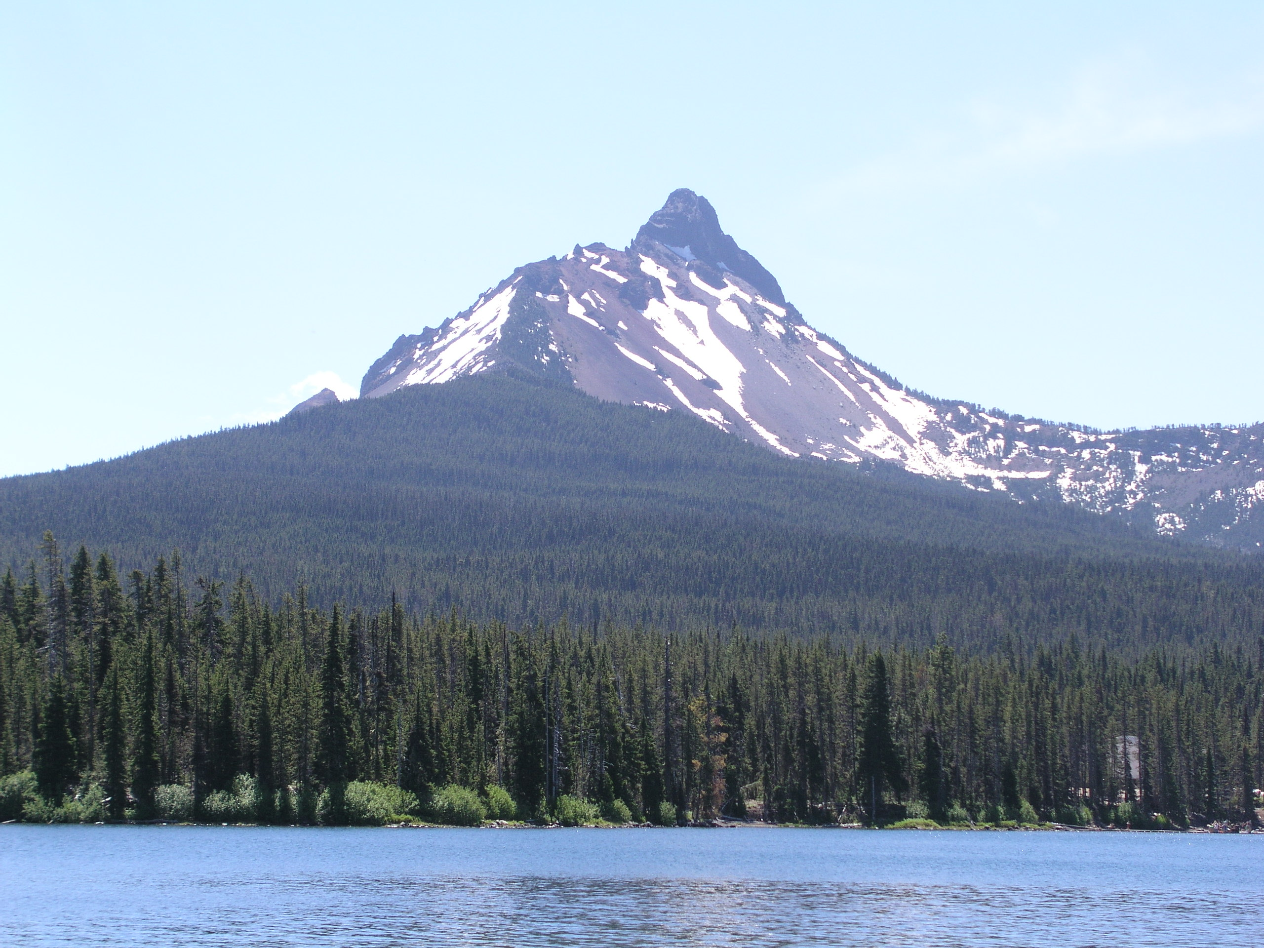 Image of the Mt. Washington Wilderness