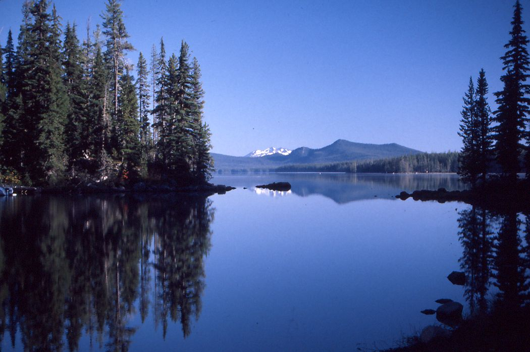 Image of Waldo Wilderness Waldo Lake
