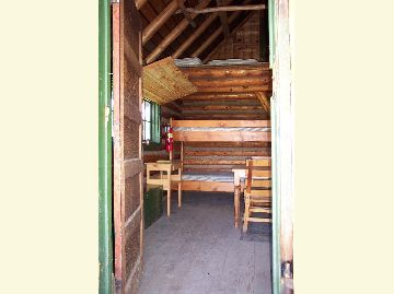 Windy Pass Cabin - Interior