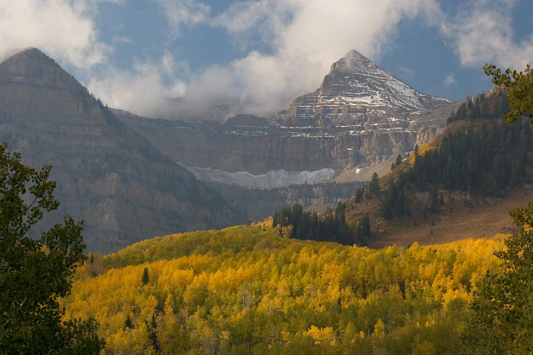 Mt. Timpanogas, Pleasant Grove Ranger District