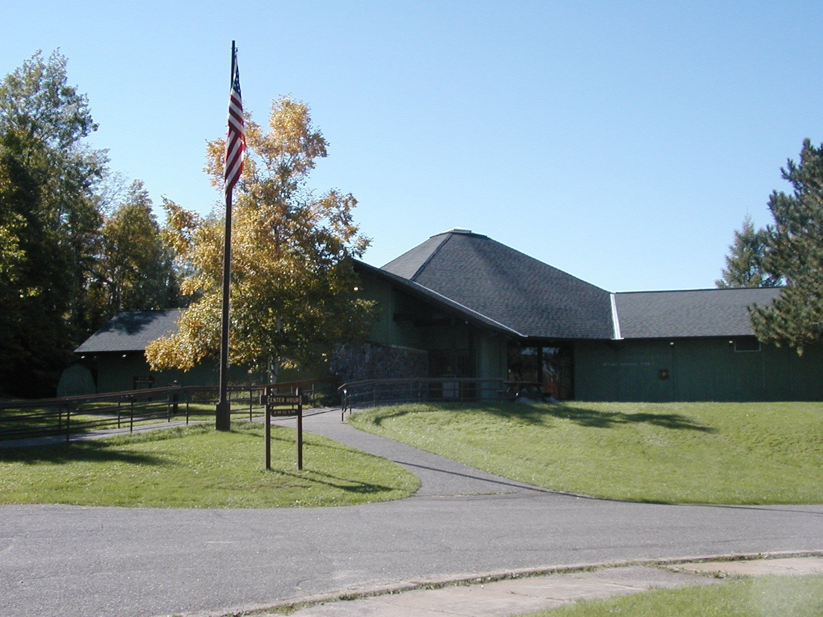 Image of Visitor Center
