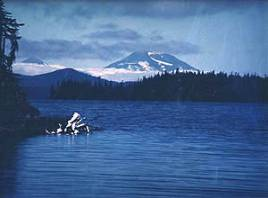 Image of Waldo Lake