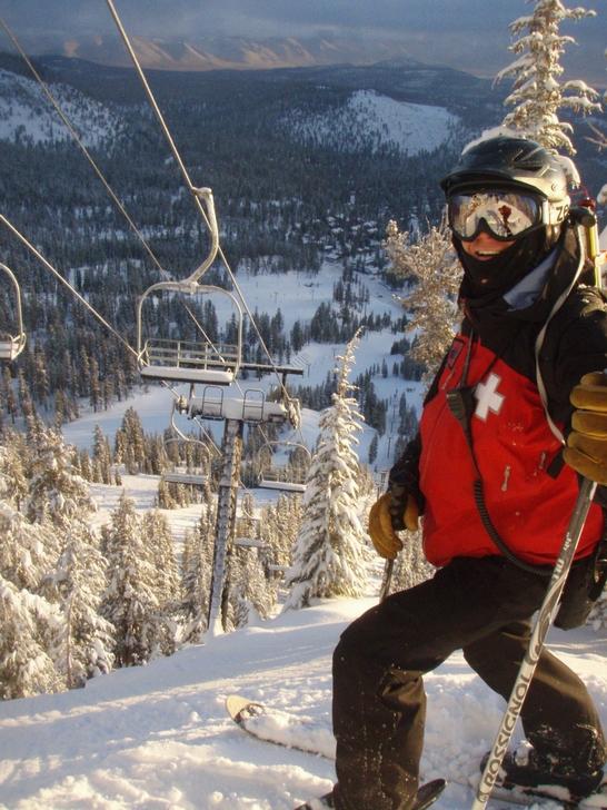 Mammoth Ski Area