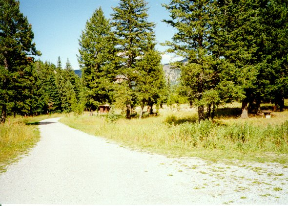 Red Cliff Campground