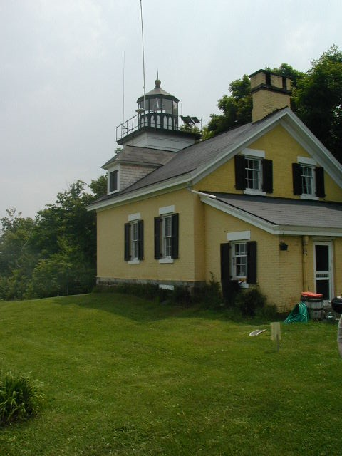 Grand Island North Lighthouse