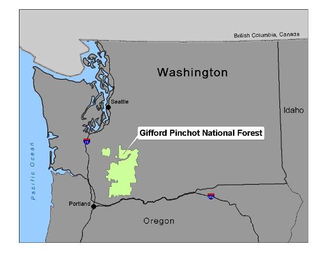 Gifford Pinchot National Forest   Maps & Publications