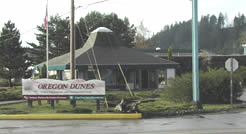 Photo of Oregon Dunes Visitor Center