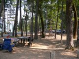 [Photograph]: Fuller Grove Campground.