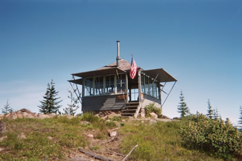Suntop Mountain Lookout