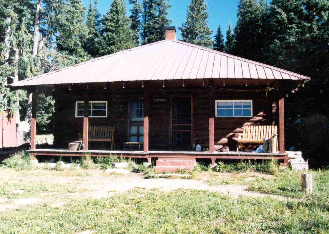 Laramie Ranger District rental cabin