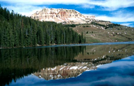 Beartooth Lake Reflections