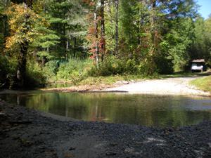Chattahoochee-Oconee National Forests - Sarah3As Creek