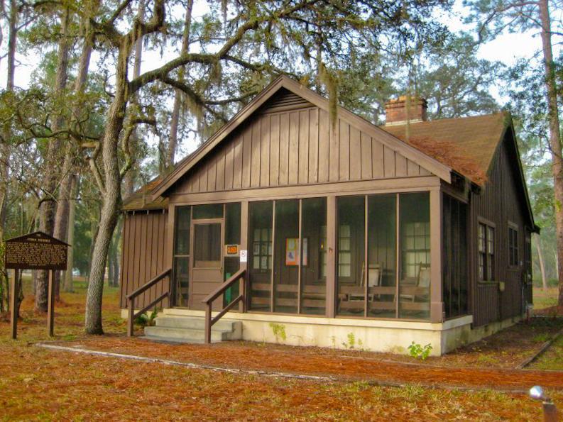 Beau Pittman Visitor Center
