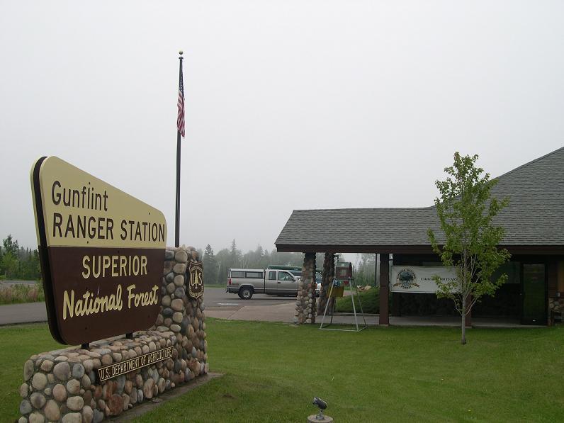 Superior National Forest - Gunflint Ranger District