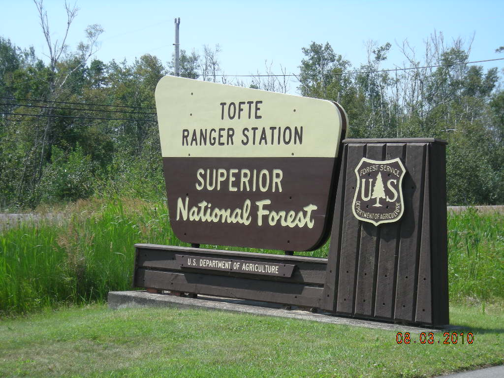 Tofte Ranger District