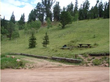 Crags Campground 1