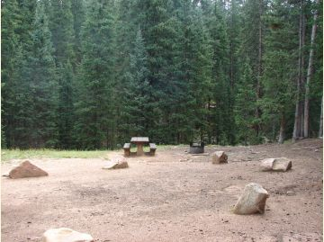 Crags Campground 2