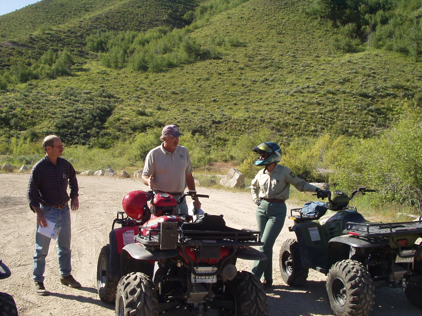 Boise National Forest - OHV Riding & Camping:OHV Trail Riding