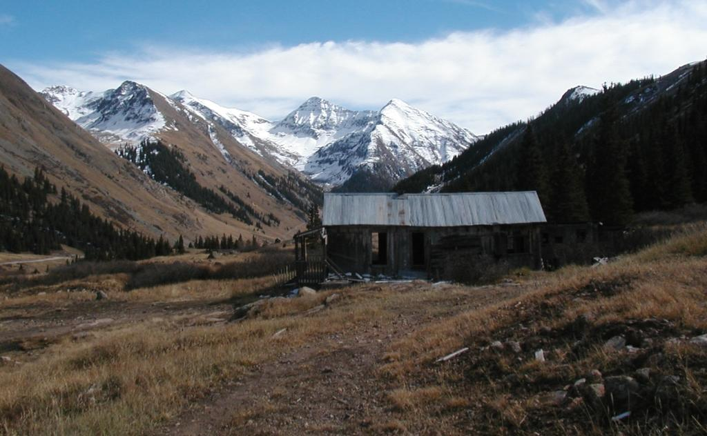 Photo of Alpine Loop near Silverton.