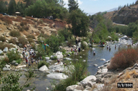 San Gabriel River West Fork