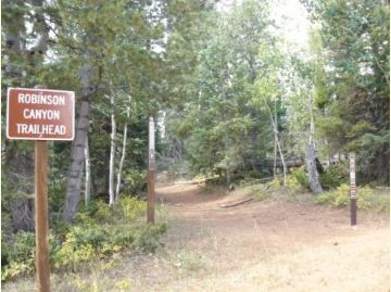 Robinson Canyon Trailhead