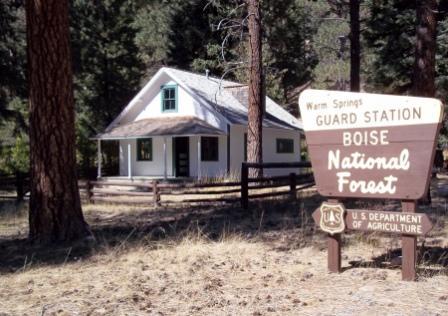 Warm Springs Cabin