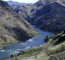 Hells Canyon Recreation Area, Wallowa-Whitman National Forest.