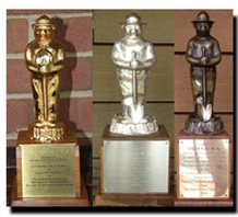 Smoke Bear Award Statues