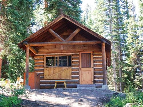 the fork genuine an river snowmass and hospitality colorado on authentic combining getaway western roaring cabins cottages of fabulous cabin to banks in rentals welcome