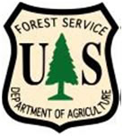 United States Department of Forest Service Logo