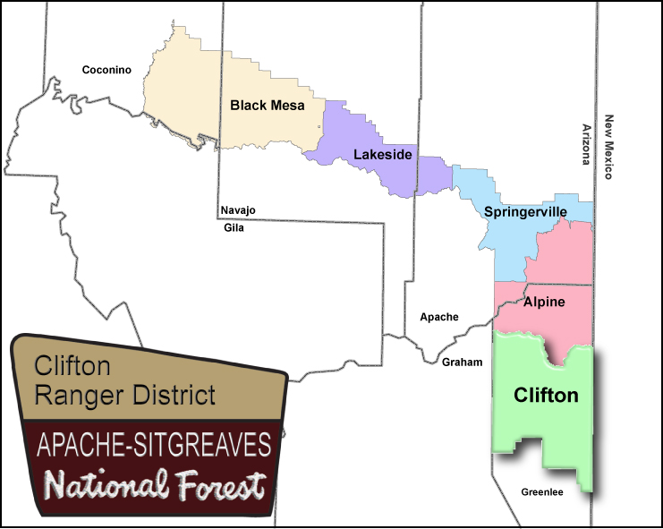 Apache-Sitgreaves National Forests - Home