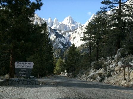 Whitney Portal Recreation Area