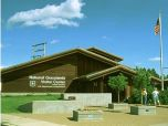 Photo of the National Grasslands Visitor Center