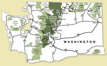 Tonasket Fire Map.Okanogan Wenatchee National Forest Tonasket Ranger District
