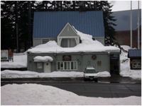 [Photo]: Snoqualmie Pass Visitor Center