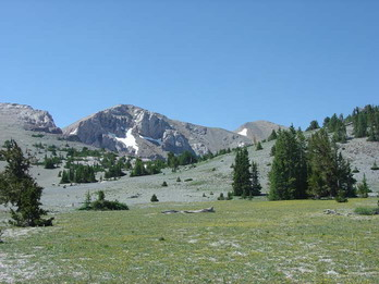[Photo] Mount Moriah Wilderness
