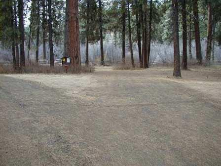 Photo of campsites in Oregon Mine Campground