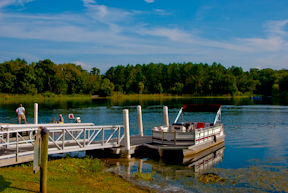 Salt Springs Marina