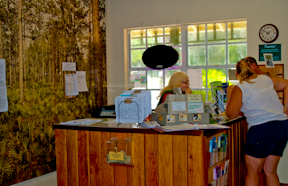 Salt Springs visitor center