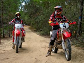 OHV Trail Passes