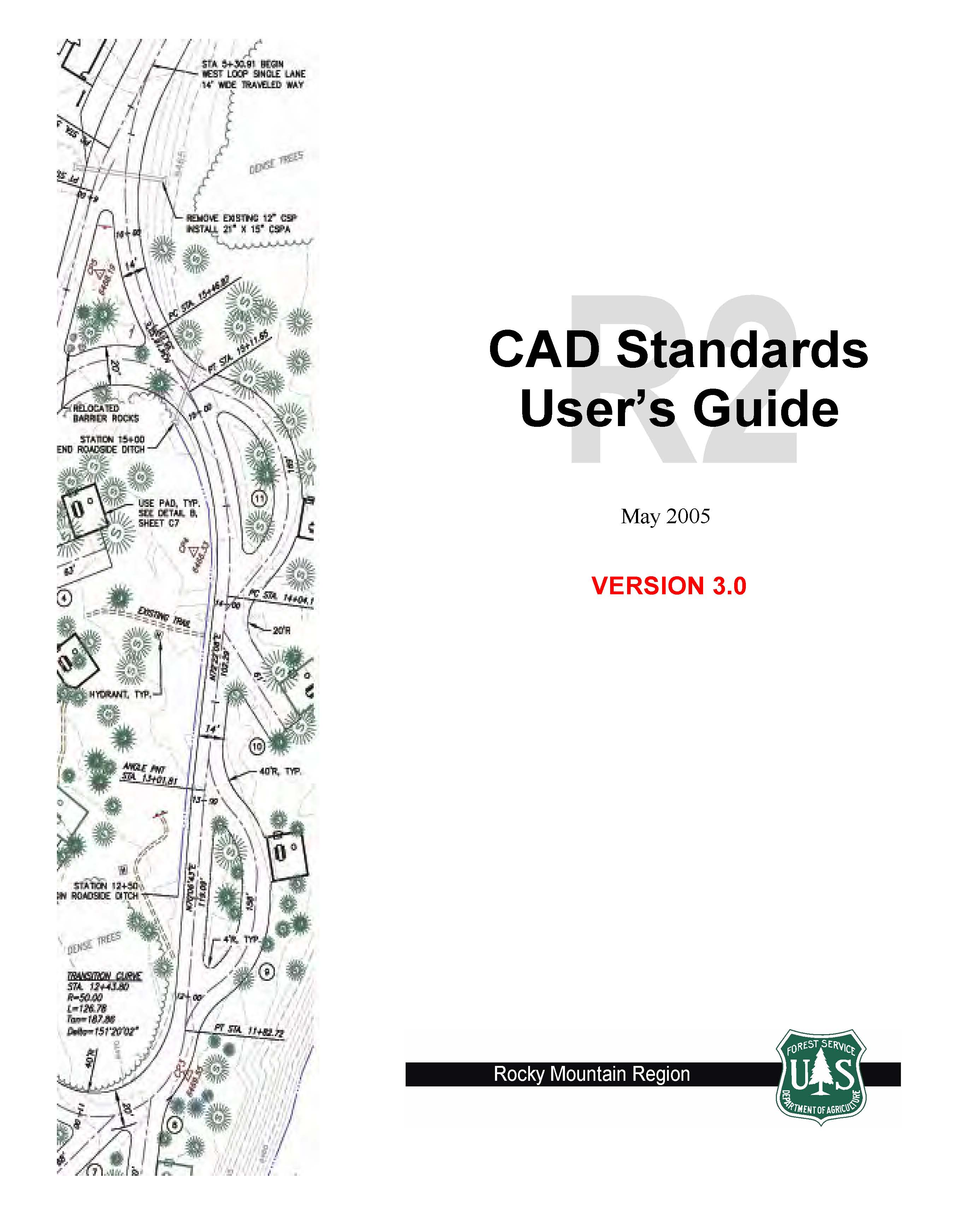 Cad Standards Users Guide