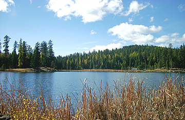 Bull Prairie Lake - Heppner Ranger District