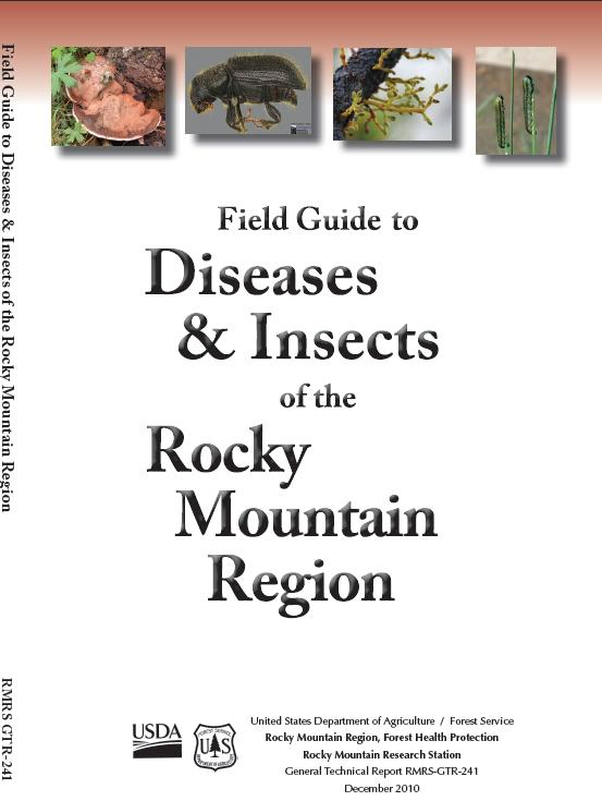 Image of Insect & Disease guidebook cover