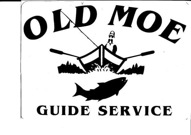 Logo for Old Moe Guide Service
